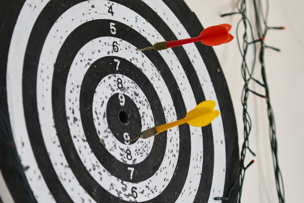 setting 10-year target to clarify your vision
