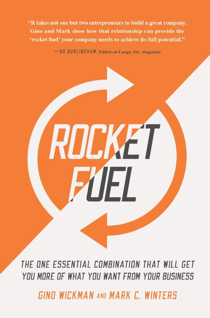 rocket fuel book cover