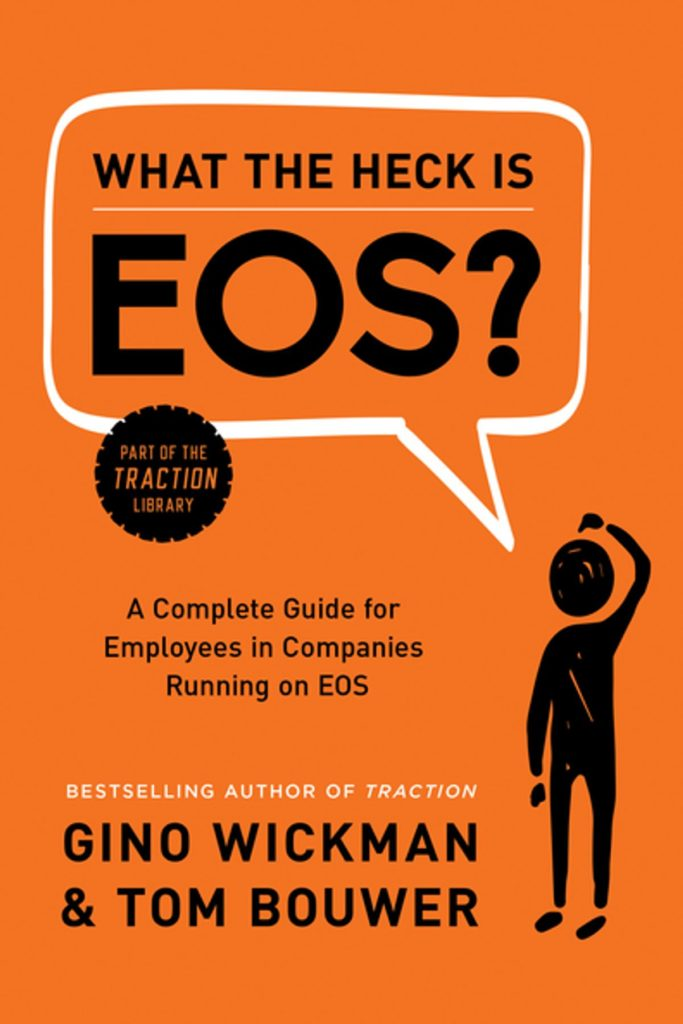 what the heck is EOS book cover
